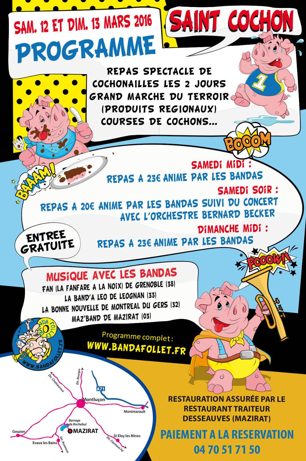 ST Cochon FLYER 2016 - A6 - VERSO